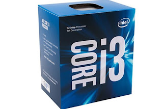 CPU Intel Core i3-7100