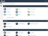 Pengertian Cpanel Pada Web Hosting
