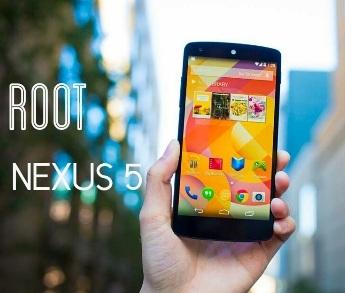 How to Root Nexus 5