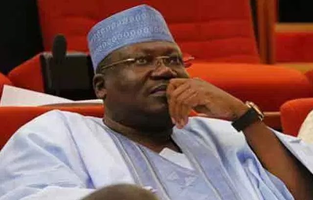 BREAKING: Lawan emerges Senate President of 9th National Assembly