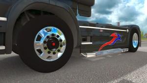 Alcoa Rims & Basic Tires