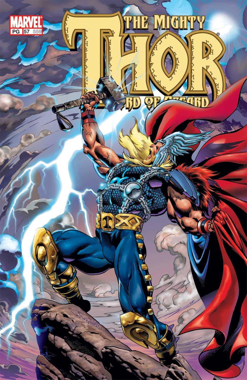 Thor (1998) Issue #57 #58 - English 1