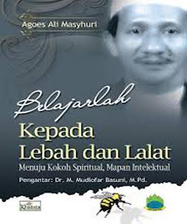 Jual Buku Belajar kepada Lebah dan Lalat | Toko Buku Aswaja Yogyakarta