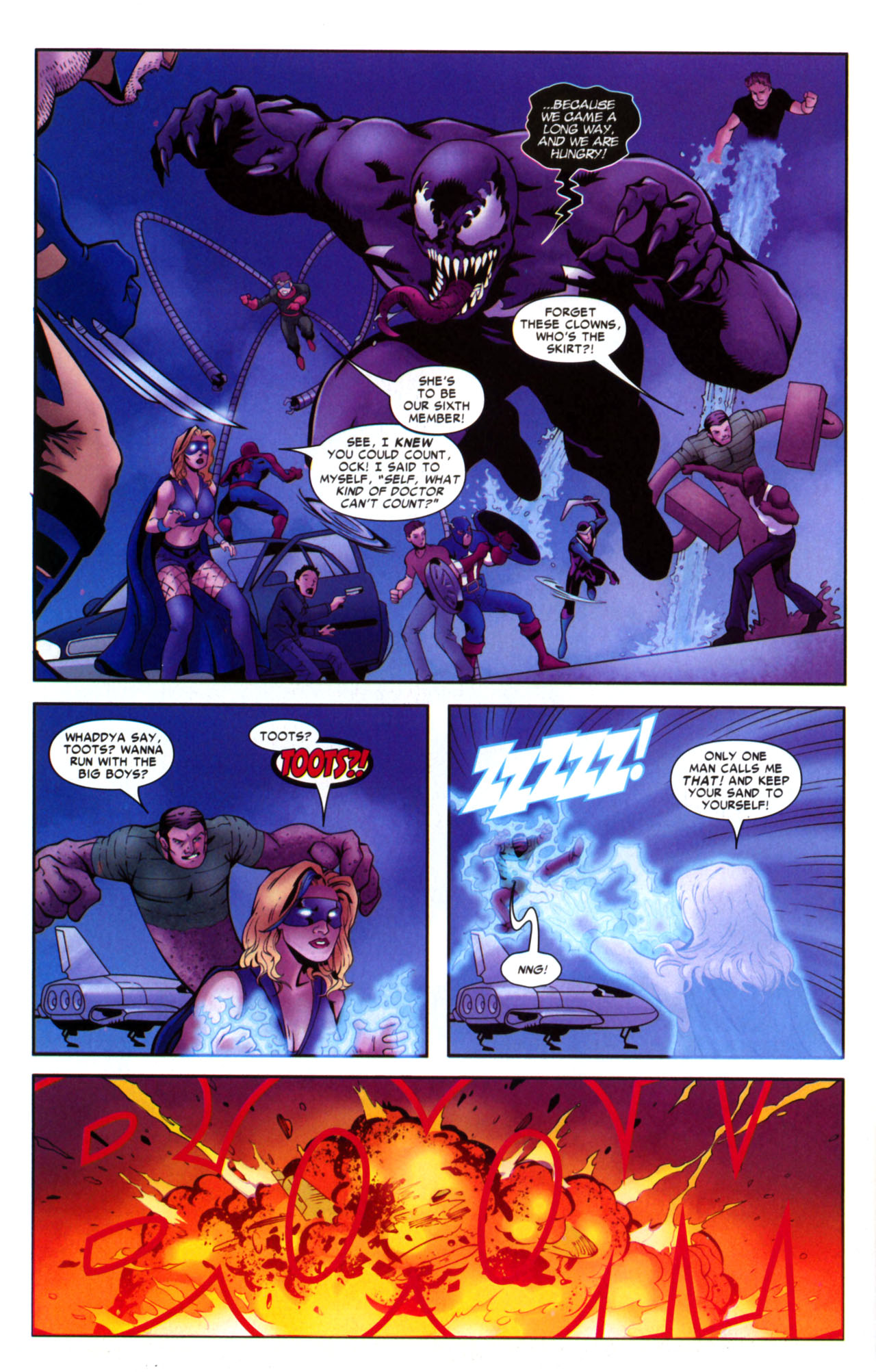 Read online Amazing Spider-Girl comic -  Issue #2 - 30
