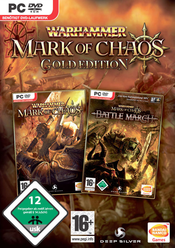 warhammer mark of chaos скачать игру
