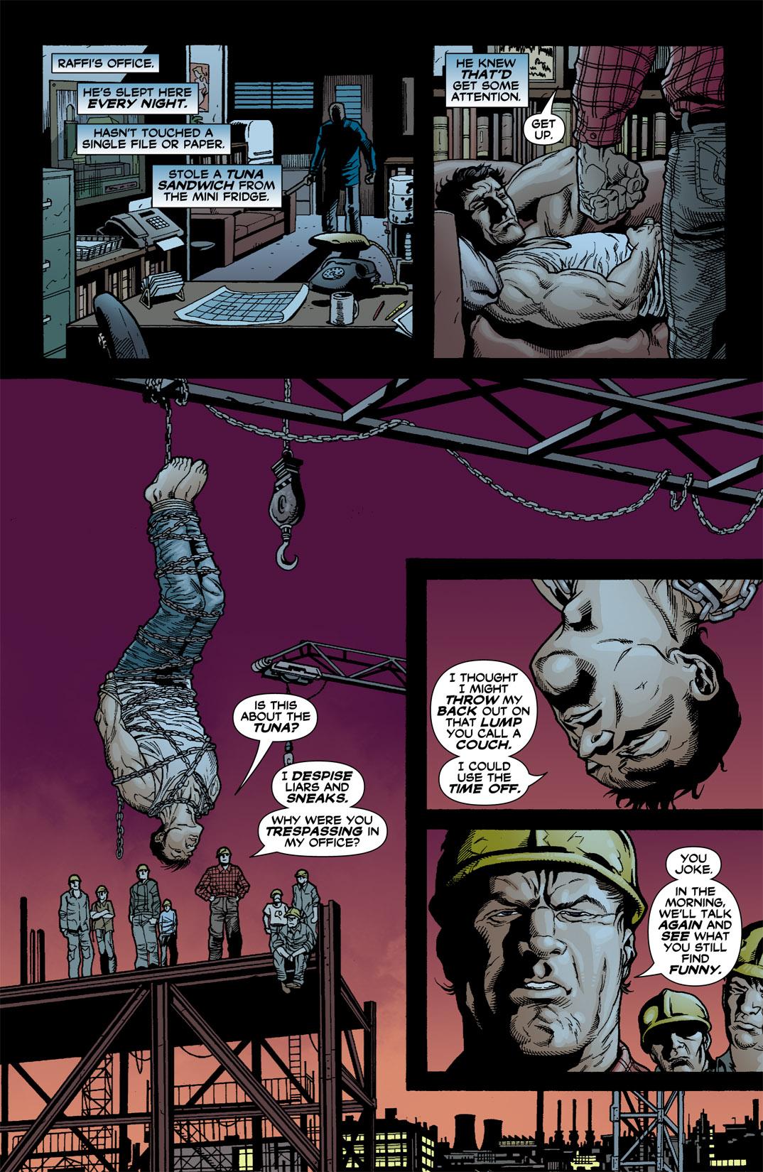 Detective Comics (1937) 808 Page 6