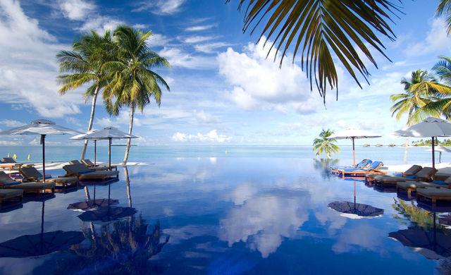 Fotos do Conrad Maldives Rangali Island nas Ilhas Maldivas