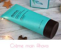 crème main Ahava