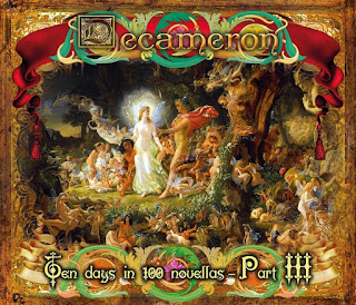 Colossus Projects -2016 - Decameron - Ten days in 100 novellas - Part III