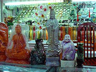 bigger jadeite sculptures