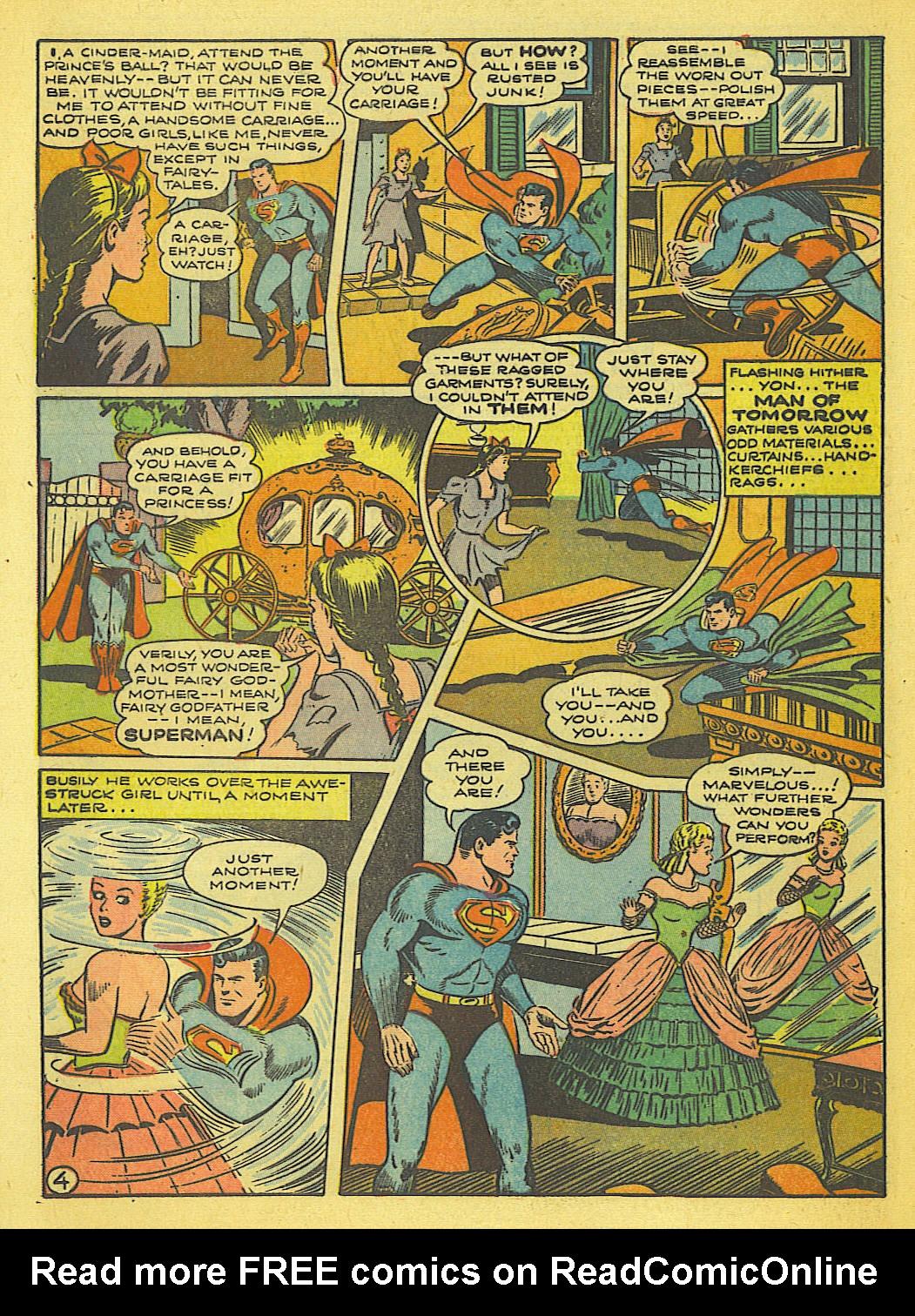 Action Comics (1938) 59 Page 4