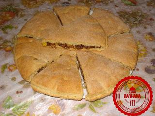خبزة معمرة (المدفونة) بالصور