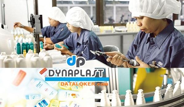 DATA LOKER 2019 | PT. Dynaplast Cikarang III Bagian Operator Mesin Produksi