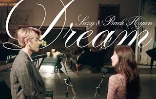 Lirik Dan Terjemahan Indonesia 'Dream' – Suzy feat. Baekhyun (1)
