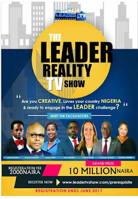 leader tv reality show 2017