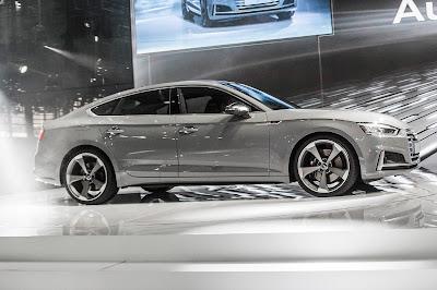Audi S5 Sportback 2018 Review, Specs, Price