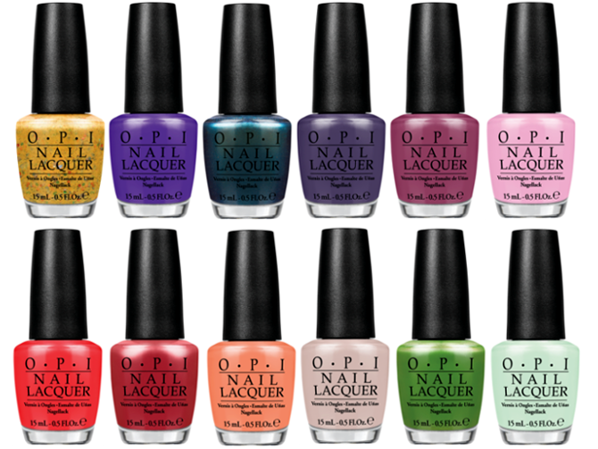 Preview OPI Hawaii Collection - limited Edition (LE) - März 2015