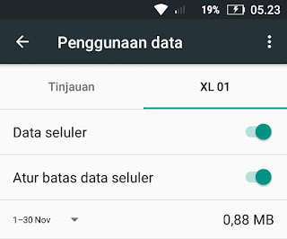 5 Cara Menghemat Kuota Data Internet Di Android