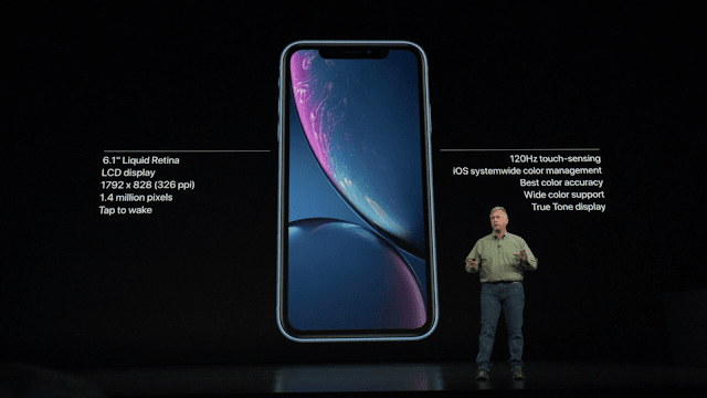 Apple Launches the iPhone XR, XS and XS Max