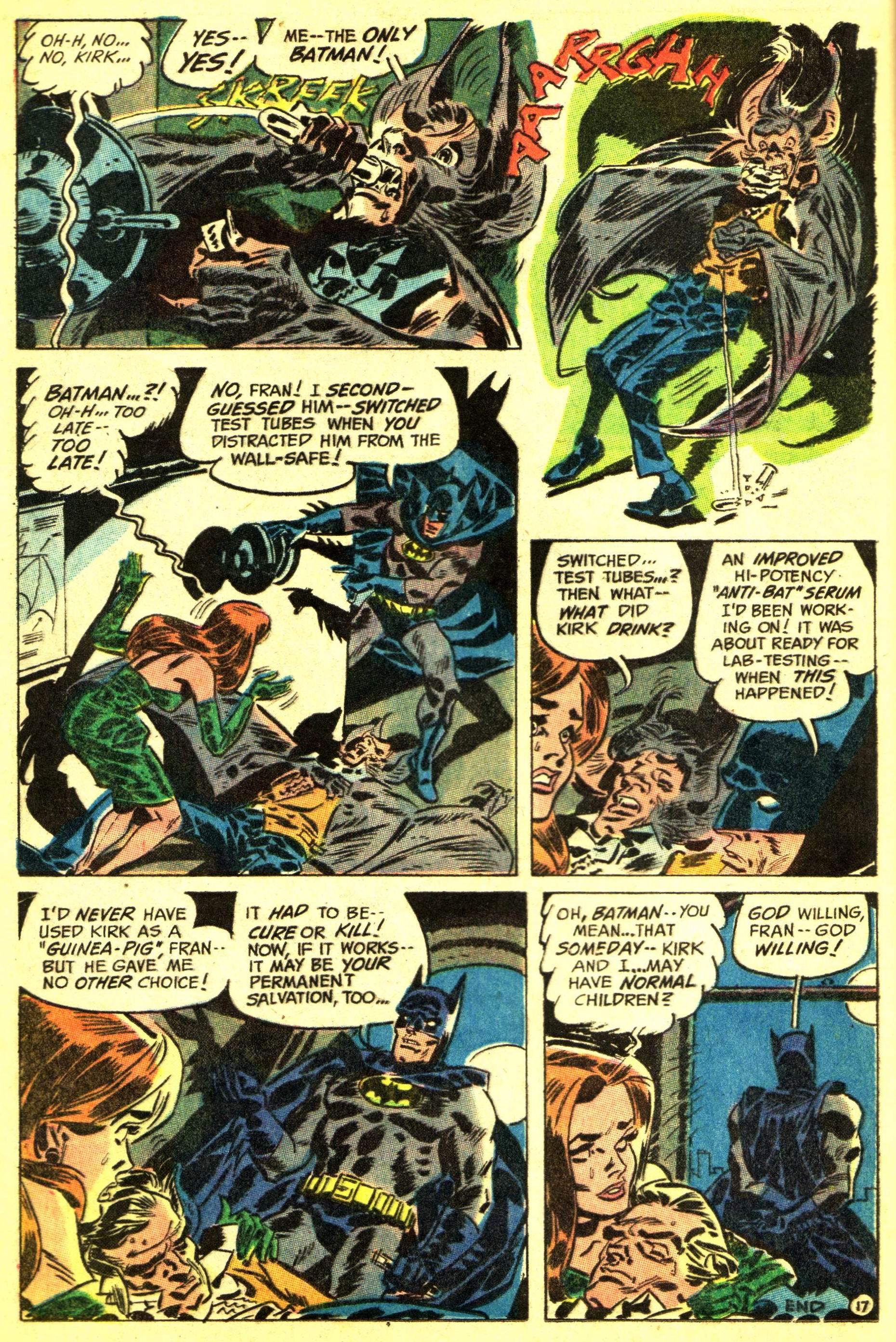 Detective Comics (1937) 416 Page 17