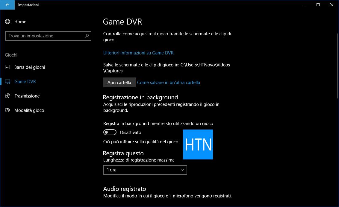Game-DVR