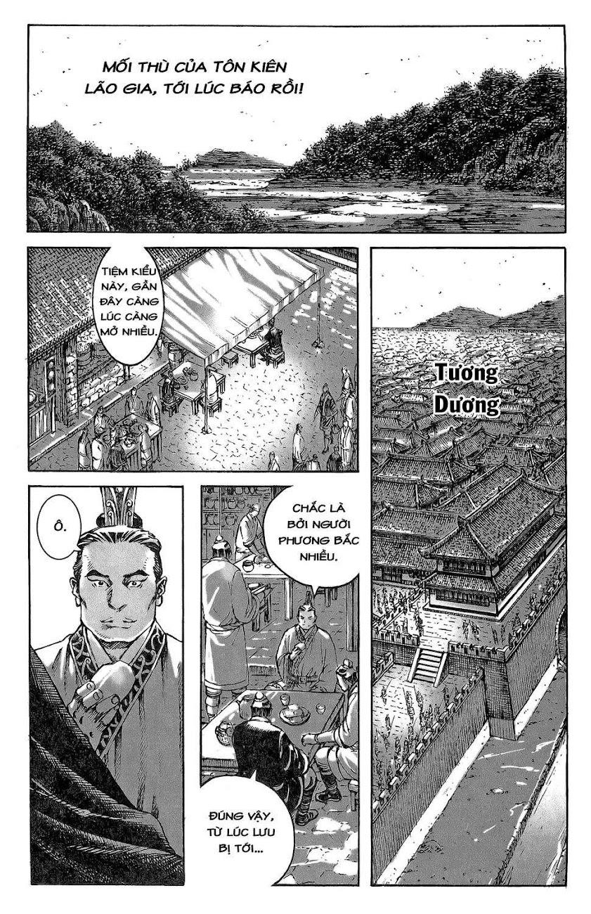 Hỏa phụng liêu nguyên Chương 375: Minh đạo ám lộ [Remake] trang 13