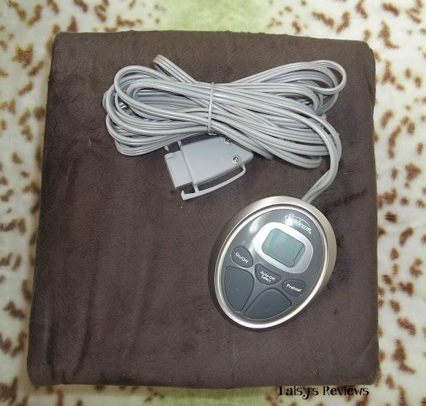 King Size Royalmink Electric Heating Blanket 10 Setting