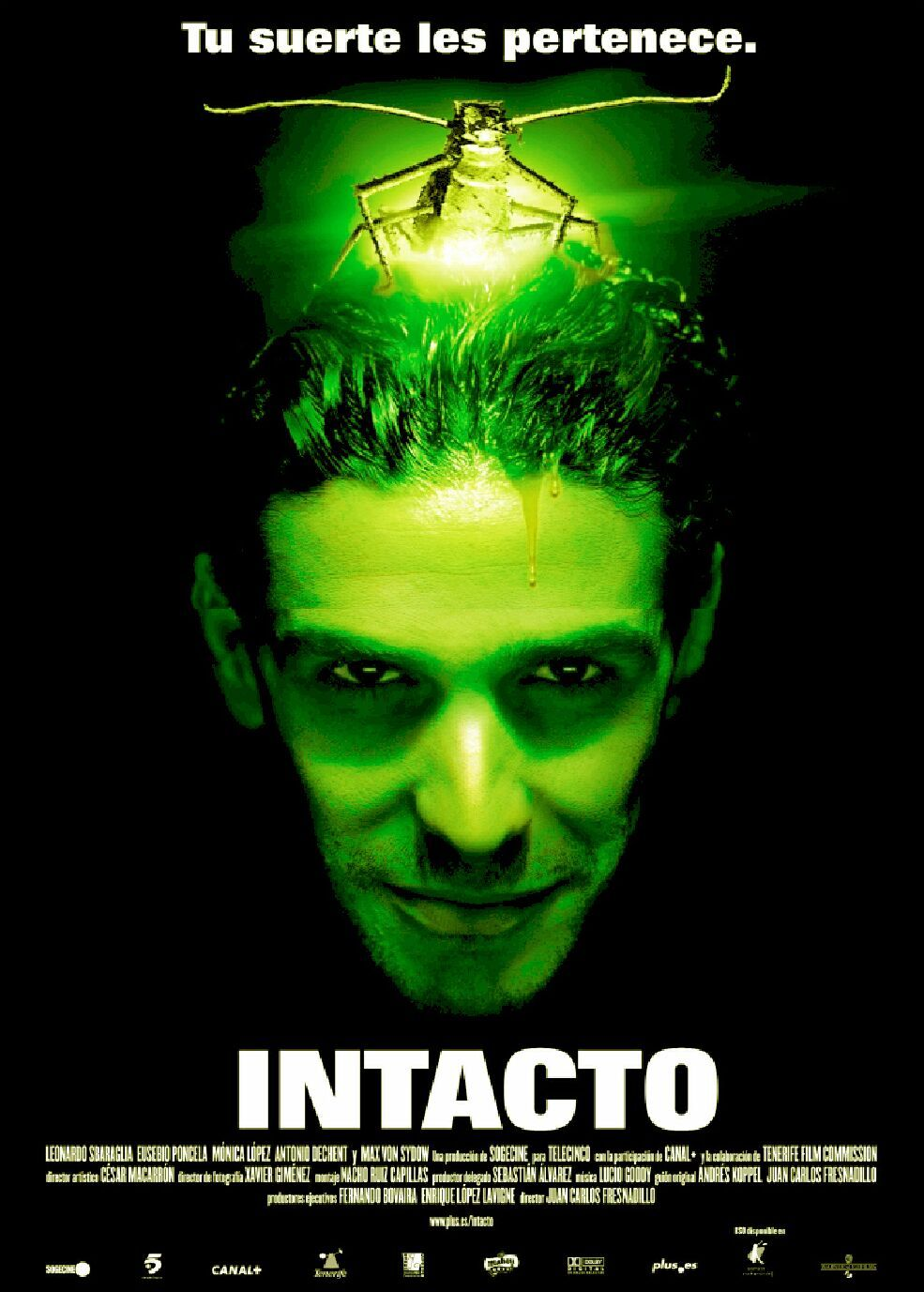 Intacto (2001) ταινιες online seires oipeirates greek subs