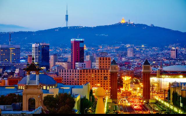 5 מלונות היוקרה הטובים ביותר בברצלונה ב-2106/17
