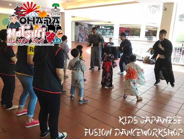 Ohara Matsuri Kembali Lagi di CITTA Mall