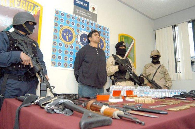 """""""Popeye"""", sicario del  """"Cártel de Los Arellano Felix"""" quiere volver a Tijuana"""