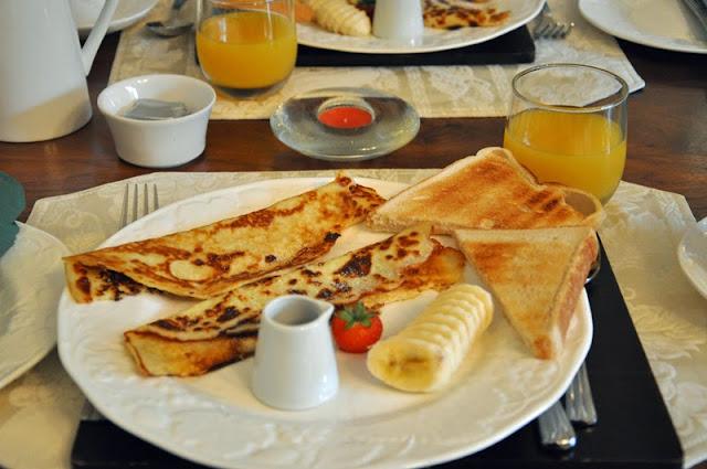 Irland 2014 - Tag 4 | Ferris Wheel B&B | Pancakes zum Frühstück