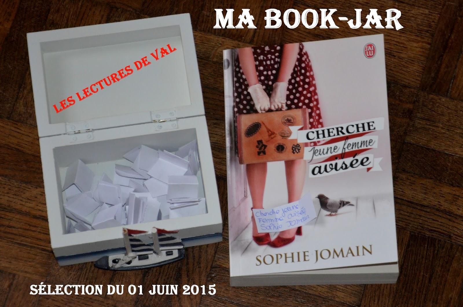 Sophie jomain cherche jeune femme avisée pdf