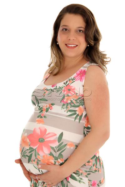 foto de gravidas em estudio