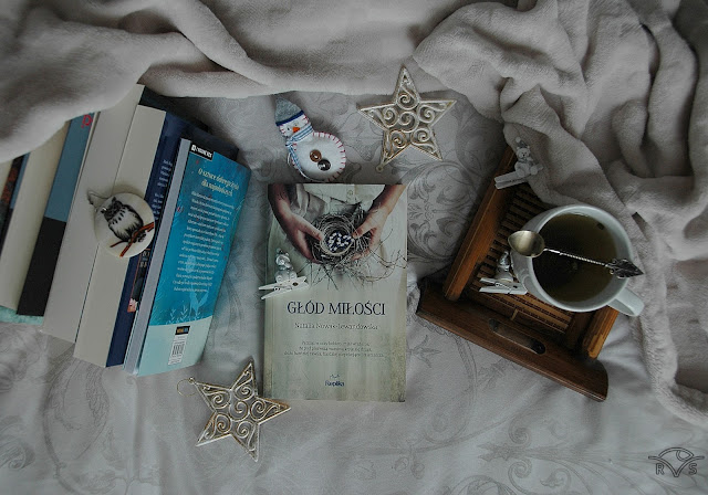głód miłości natalia nowak-lewandowska, choroba psychiczna a związek, wydawnictwo replika