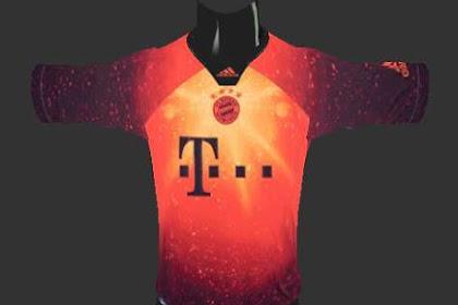 fd8dec99d PES 2013 Kits Bayern München Adidas x EA Sports Digital 4th