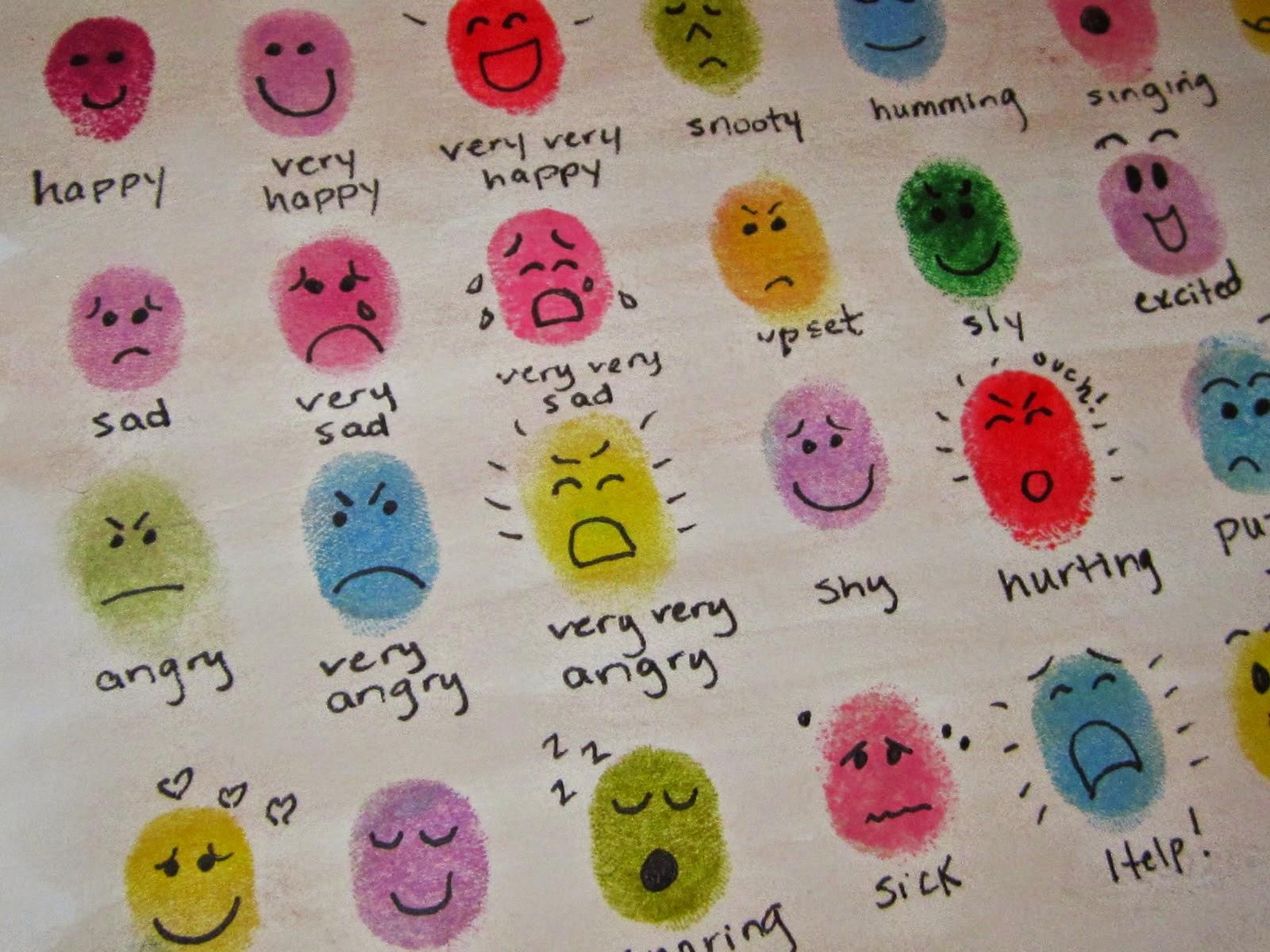 Zabawy Wspomagaj Ce Rozpoznawanie Emocji