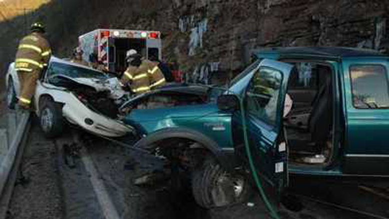 Bad Car Crash Today