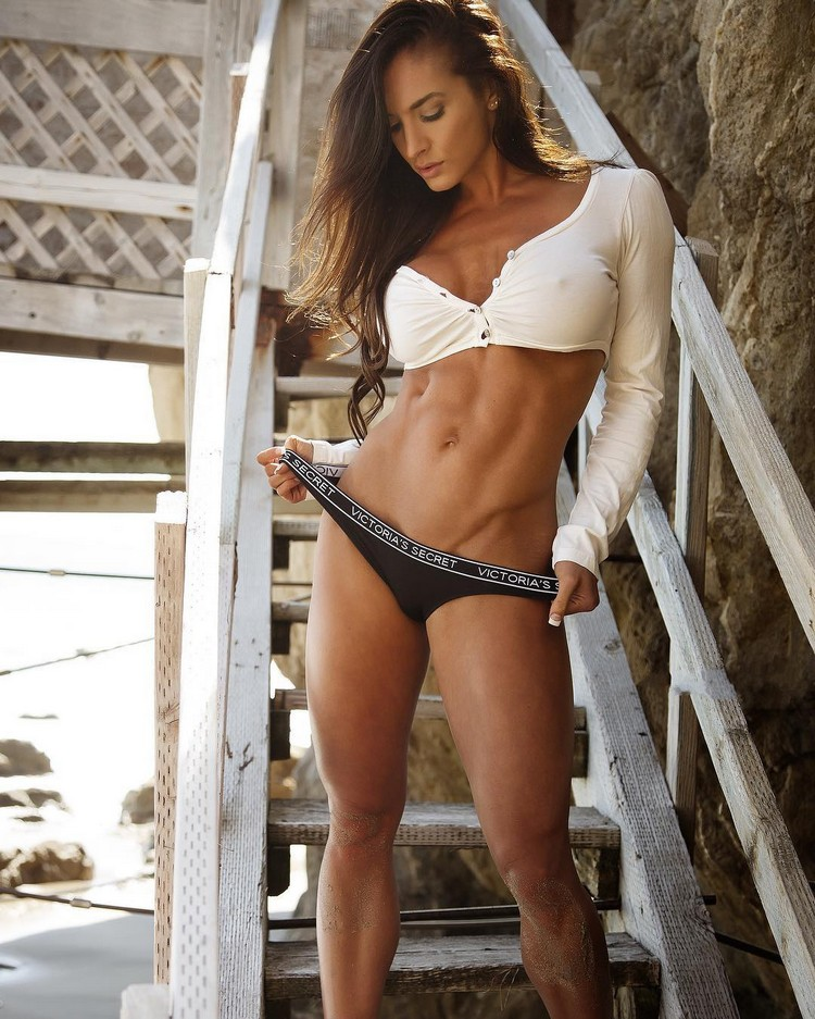 Emeri Connery fitness motivation
