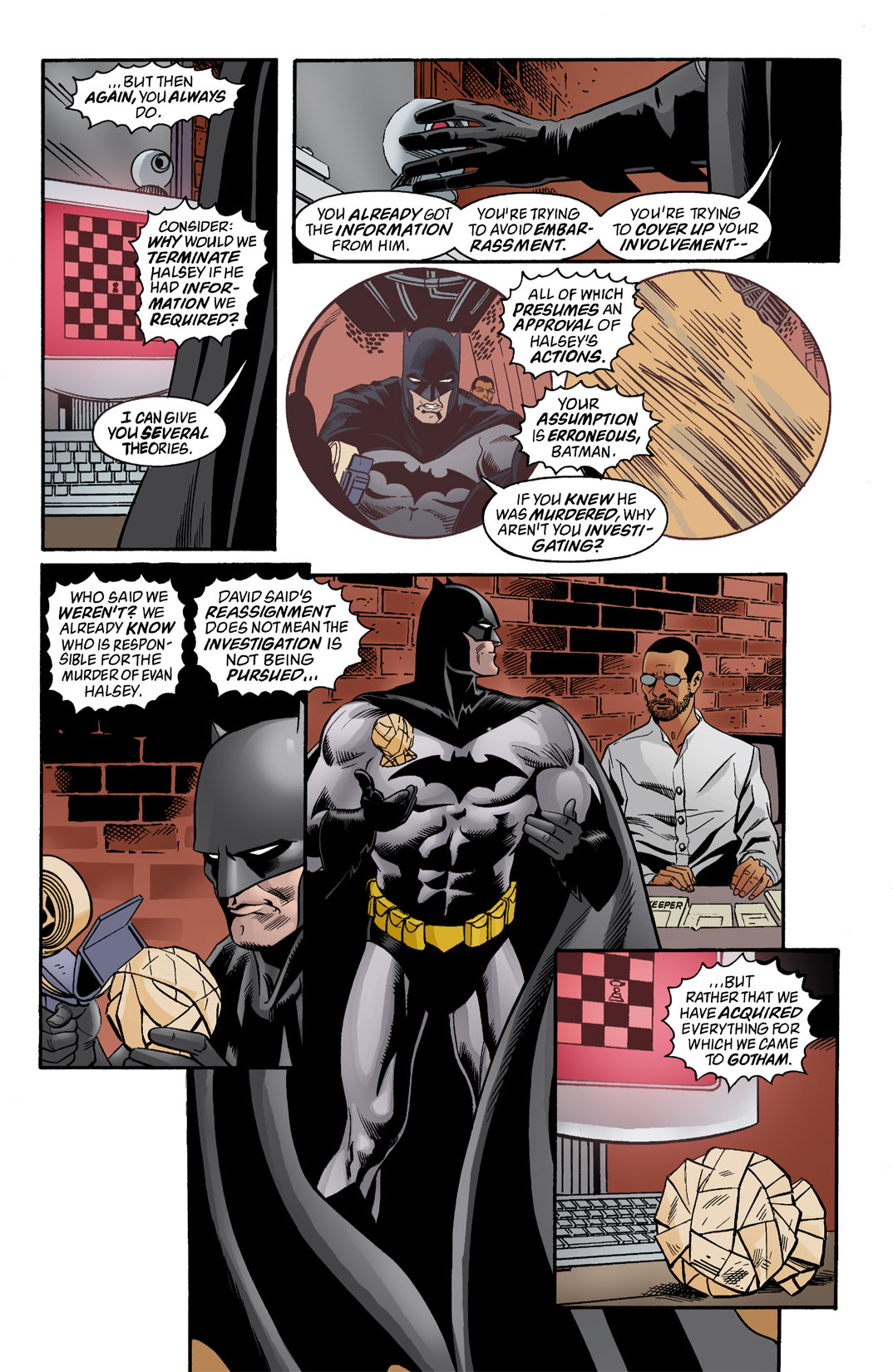 Detective Comics (1937) 771 Page 8