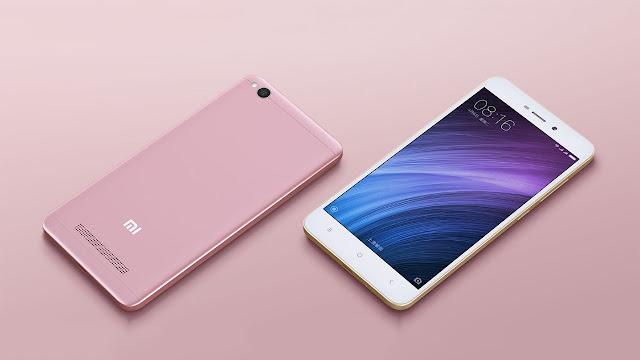 Xiaomi Redmi 4a price