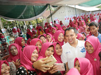 Program Beasiswa Anak Petani Dari Ridho, Jawab Tantangan Zaman