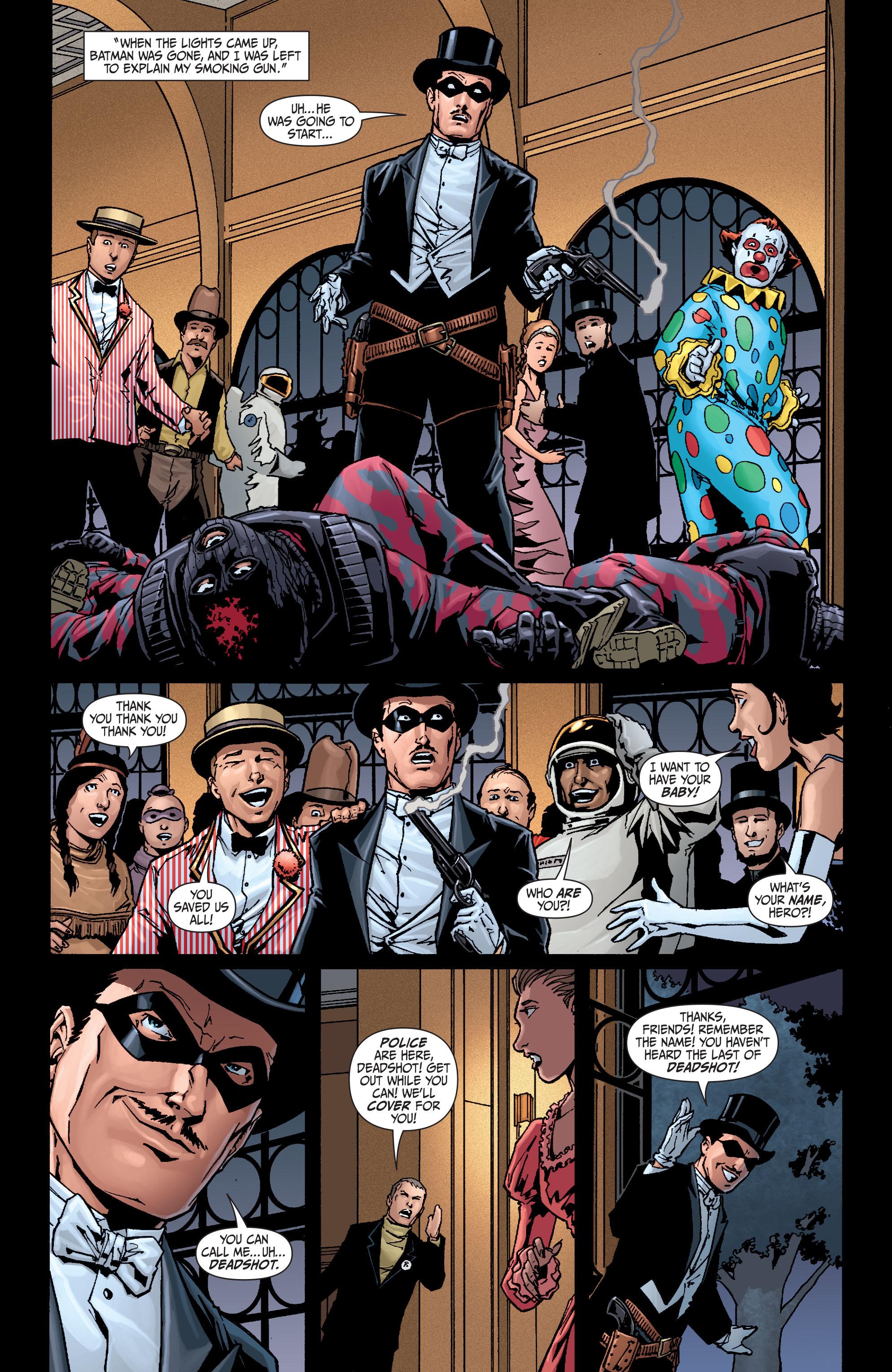Read online Secret Six (2008) comic -  Issue #15 - 17