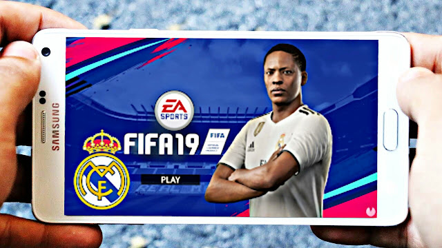 Download FIFA 19 Android 300 MB Mod FTS Best Graphics