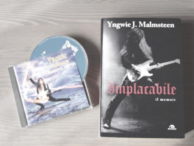 Yngwie Malmsteen Implacabile