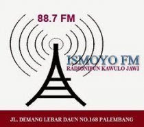 Streaming Radio Ismoyo FM 88.7 Banyuasin