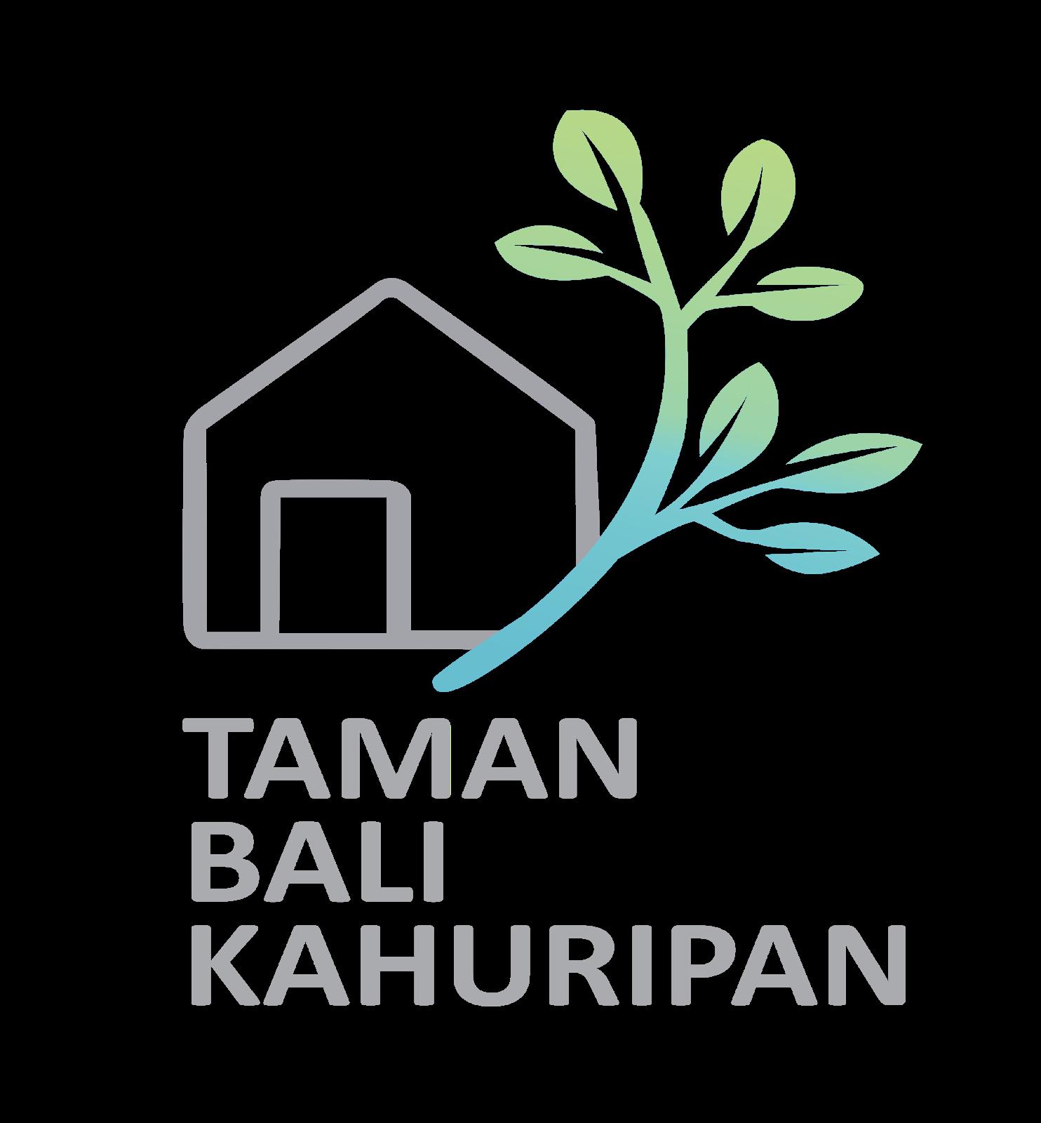 Desain Spanduk: Logo Perumahan Taman Bali Kahuripan