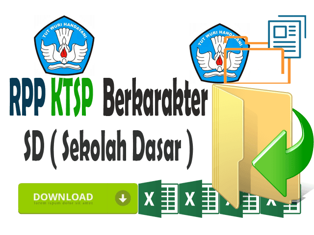 RPP KTSP SD Kelas 5 Format Words