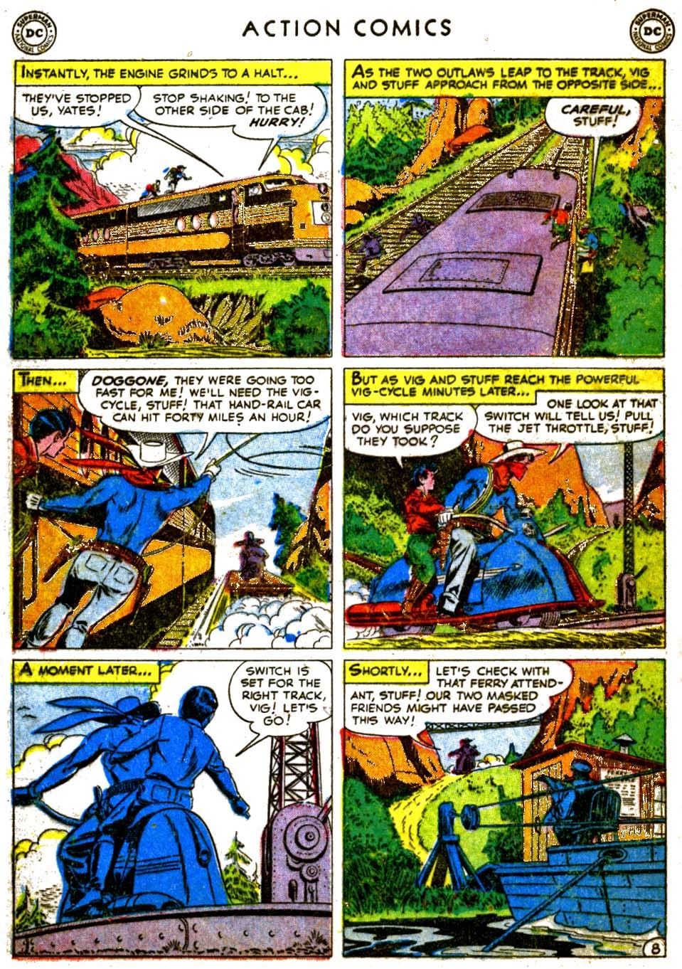 Action Comics (1938) 161 Page 45