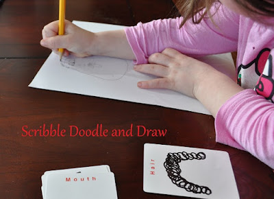 Learn how to draw game for kids